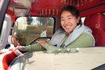 中国卡车司机报告新鲜出炉 女性司机面临性别歧视