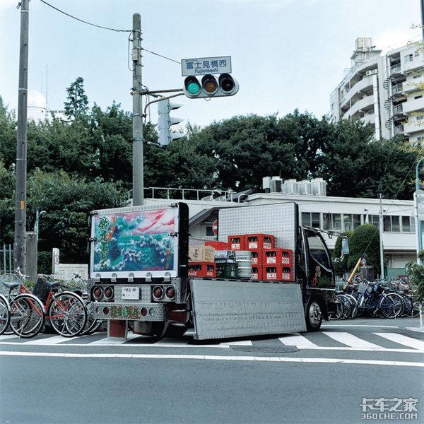 """日本人太疯狂,为了改装""""暴走卡车"""",甘愿花光所有积蓄"""