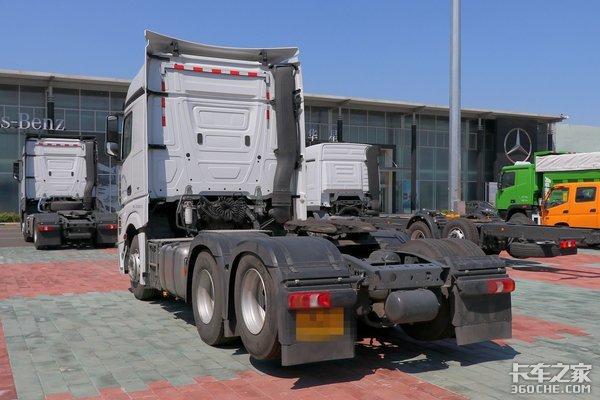 """卡车新体验(10)珊珊来""""驰""""的新阿克托斯是否真值得等待?"""