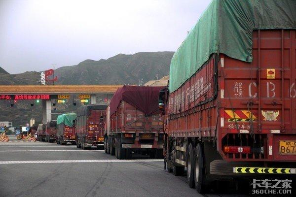 高速公路恢复收费后运费涨上去了吗?卡友这么说