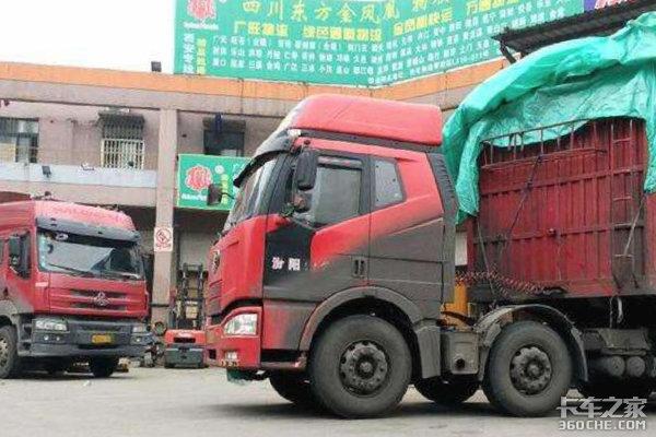 不涨价不发车!高速恢复收费后,货主和司机上演运费拉锯战