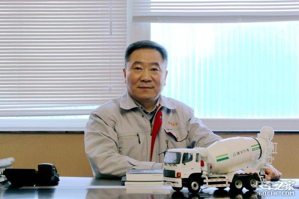 中集凌宇总经理:5月搅拌车将迎来热潮