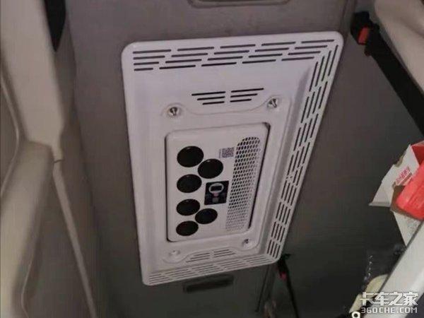 """夏天驾驶室里必备3种消暑""""神器"""",卡友:卡车原厂标配这么难?"""