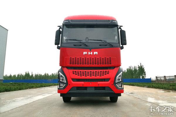 卡车新体验(11)全新外观+超高配置武装到牙齿的沪尊S200诚意满满