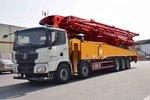 德龙X3000 好底盘对混凝土泵车有多重要
