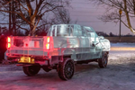 万物皆可冰冻?加拿大用6吨冰造出冰皮卡 网友:不怕开着开着就化了?