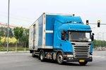 物流现状:大车长途运输与中短途相结合