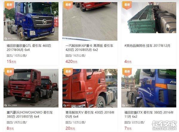 运费下跌、国三报废,今年货运行业有点惨,你还会买新车吗?