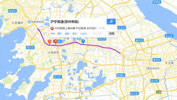外围车流暴增!沪宁高速首次全封闭养护卡友们出车注意安全
