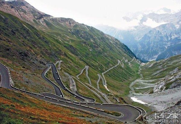 世界上最危险的25条公路,中国只上榜2条,这些路你敢跑吗?