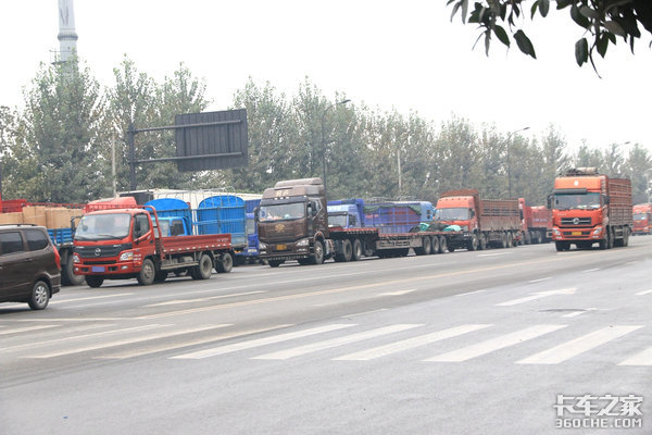 注意!广东四会这些路段即将禁止大货车通行6月1日起实行