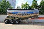 自重仅4.85吨 开乐铝合金粉罐车咋样?