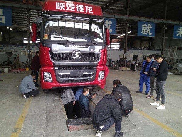 陕汽:深化服务立标杆交流培训练技能