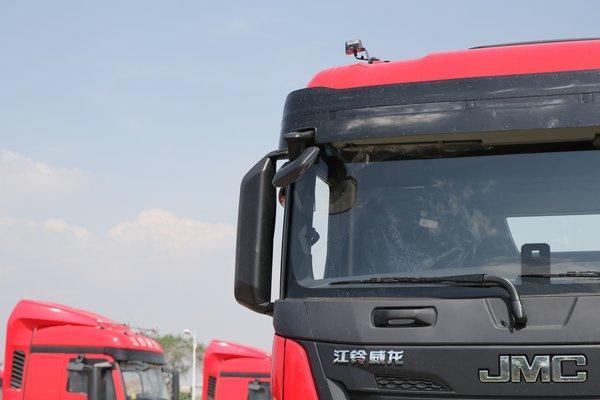 盛夏聚'惠'即将来袭,江铃威龙HV5燃气车,凭啥一路豪横?