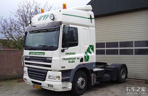 还用国内淘汰的车看看伊朗的拼装卡车