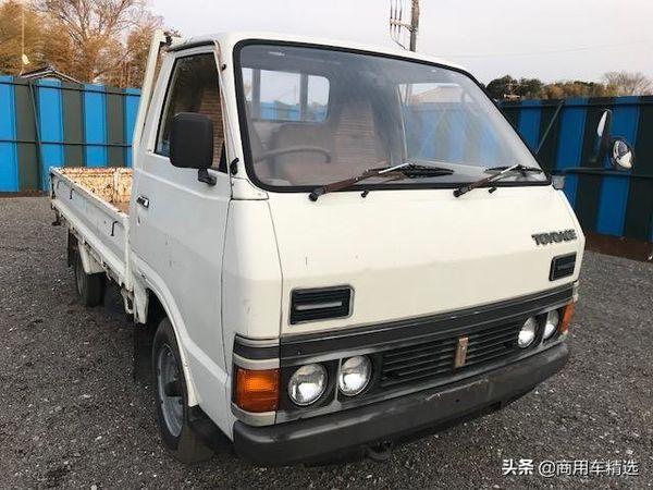 车迷福音上世纪80年代丰田之花中文样本来了