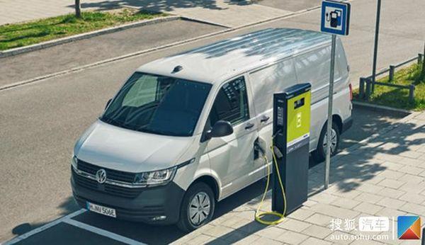 续航里程达132km大众将推出纯电动货车