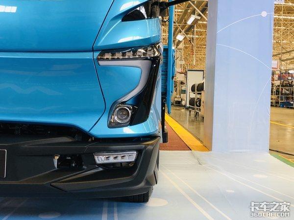 安全高效!飞碟汽车W系列产品正式下线