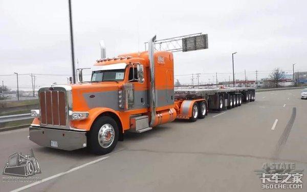 卡车的排气管为什么有的向上、有的向下?哪一种更好呢?