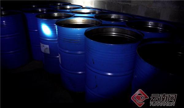 """偷油4000多升云南警方抓了15名""""油耗子""""卡友:油耗子简直就是毒瘤"""
