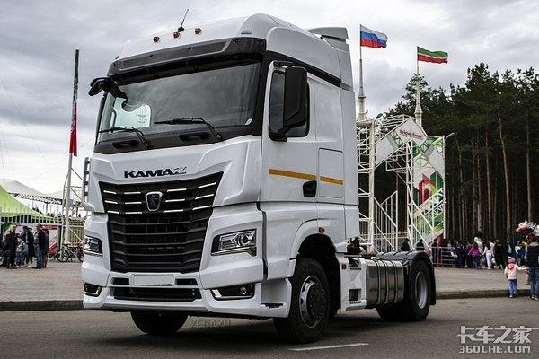 对抗美国车长头卡车,来自俄罗斯的URAL6464造型有点萌