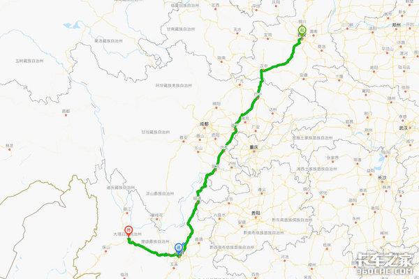 江铃轻卡万里长测(4)152马力382牛米山区爬坡轻松又愉快