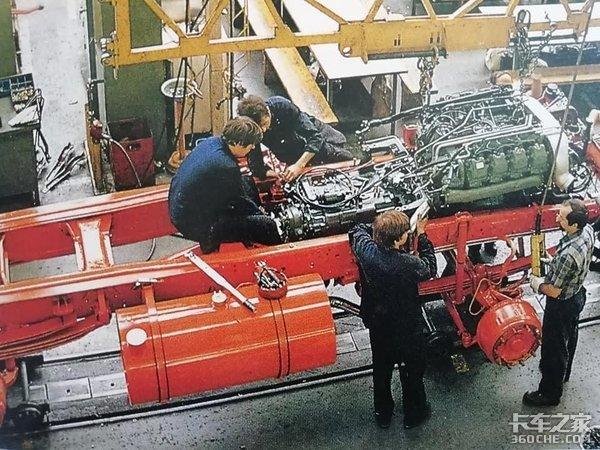 奔驰卡车史上的功臣,曾在中国发扬光大,NG车型有啥特别之处?