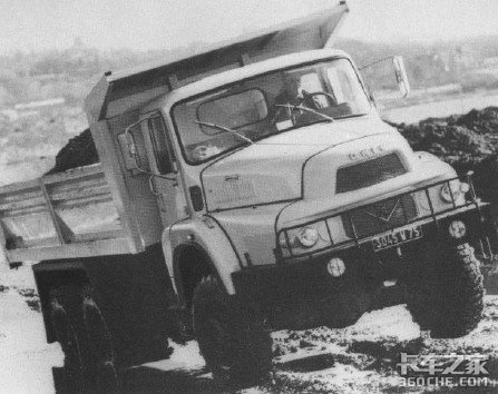 实拍43年前的贝利埃GBC8KT军车,曾服役国内军队,保有量极少
