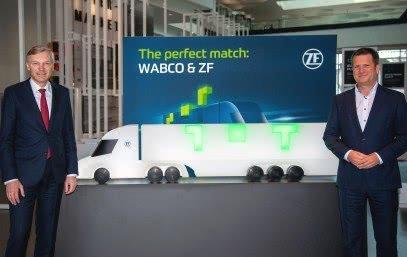 采埃孚完成收购威伯科推动商用车技术发展