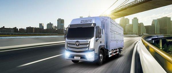 全新一代欧航R系列:轻省爽成就高效绿通盈运新坦途