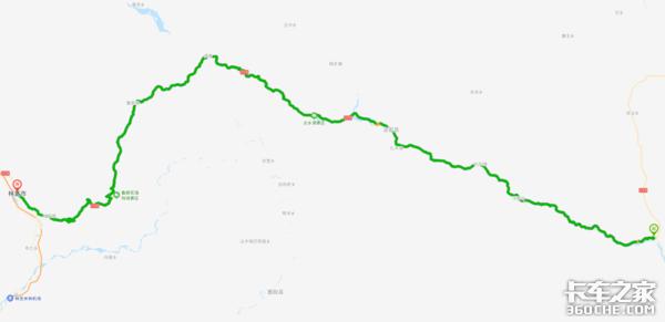 江铃轻卡品质万里行(11):热车快弯急也挺稳然乌镇―林芝行程回顾