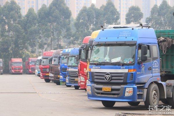 卡友请注意!铜陵核心城区24小时禁止中重型货车通行