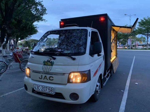 """助推""""地摊经济""""江淮轿卡售货车强势来袭"""