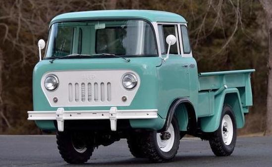 Jeep生产的最萌皮卡被美国停产却在印度卖火了