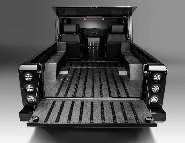 Bollinger的新专利 可轻松运载超长货物