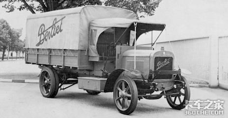 雷诺推出1894纪念版卡车,限量125台,你愿意为情怀买单吗?