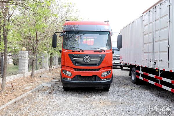 卡车新体验(14)国六龙擎300马力这台东风天锦KR小三桥实力不输天龙