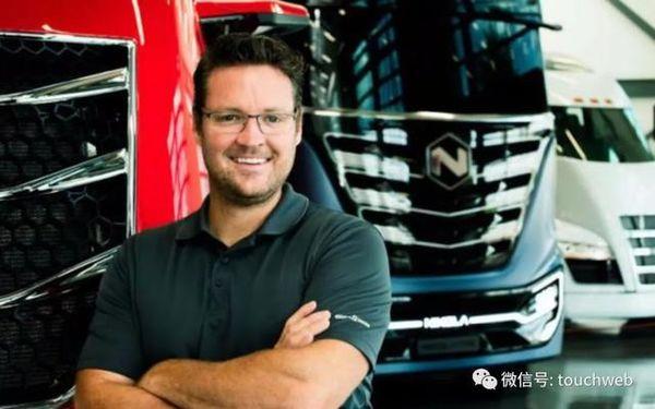 """卡车界""""特斯拉""""Nikola纳斯达克上市市值263亿美元"""