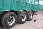 厂商热销 三轴单胎鹅颈仓栅挂价仅8.5万