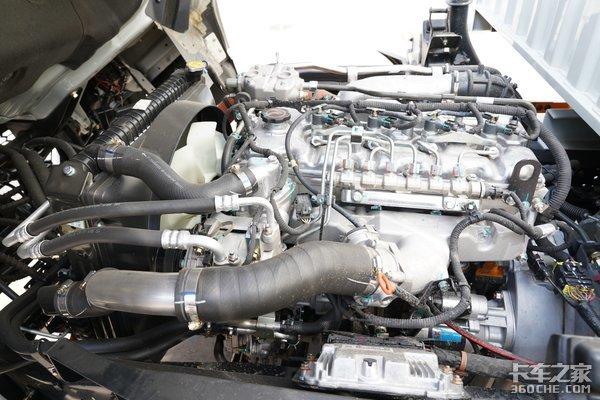 江铃轻卡万里长测(6)动力毫无衰减高原驾驶性能测试
