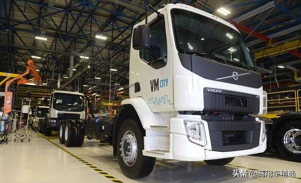 南美市场特供沃尔沃卡车巴西工厂将投产VMCity卡车