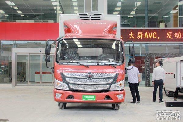 听说跑冷链能赚钱这五款冷藏轻卡车型你最钟意哪个?