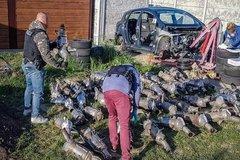 盗窃货车后处理装置 波兰:偷的判10年