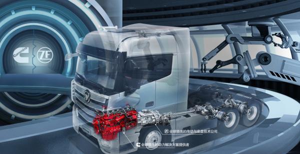 欧曼与福康联合打造超级重卡助力物流运输高效发展