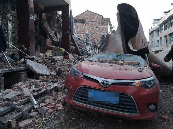 新车去年刚上牌、涉事运输企业早有前科浙江温岭槽罐车爆炸引人深思