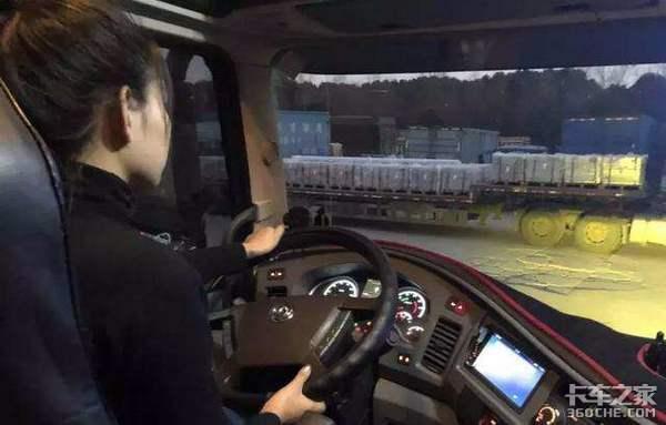 网红卡车司机或专职网红不忘本最重要