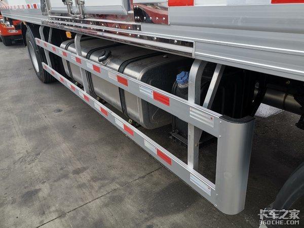 这台冷藏车少见拉的货物竟是电子元件
