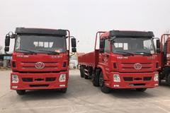 8x4、8x2三环昊龙系列载货车型对比