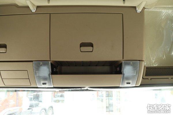 轻量化底盘拉货更多,大卧铺更舒服,重汽豪沃TX6载货车来了
