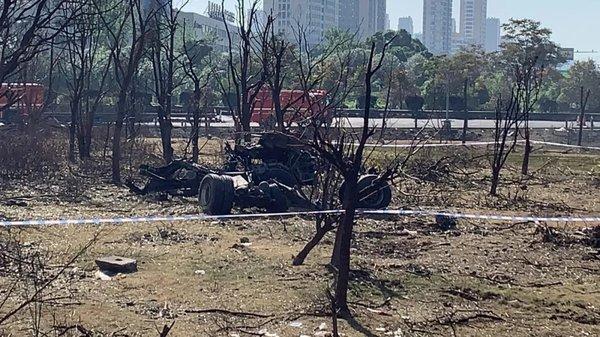 温岭油罐车爆炸后续:涉事公司3年内被罚了10次押运员曾出示假证件